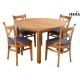 Stół Solano + 6 krzeseł Grono