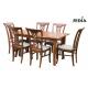Stół Parys + 6 krzeseł Ricardo