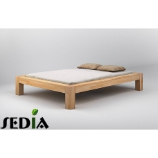 Łóżko drewniane Baryt