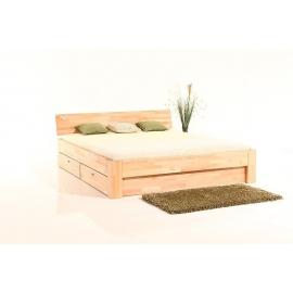 Łóżko drewniane Mineral