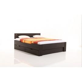 Łóżko drewniane Perła