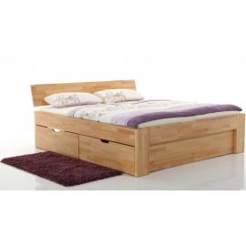 Łóżko drewniane Pallad