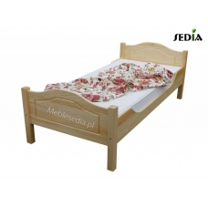 Łóżko Koln sosna pachnąca