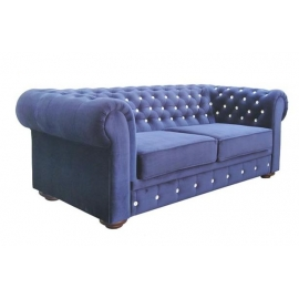 DIAMENT CHESTERFIELD ekoskóra
