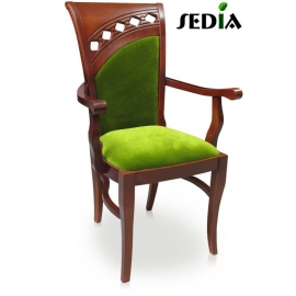 Krzesło z podłokietnikiem Wenecja