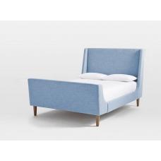 Łóżko tapicerowane do sypialni Seul