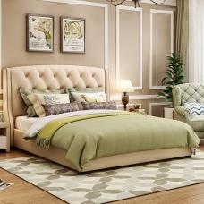 Łóżko pikowane Linea 2