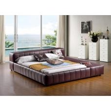 Nowoczesne niskie łóżko Nadi