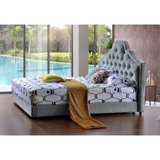 Dalia - łóżko tapicerowane angielskie