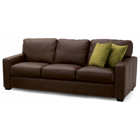 Skórzana sofa Alberto