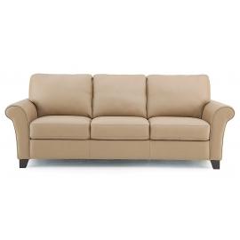 Klasyczna sofa ze skóry Romeo