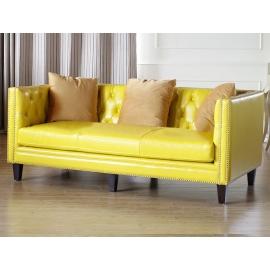 Nowoczesna sofa chesterfield Lino