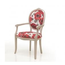 Krzesło Debora podłokietnik