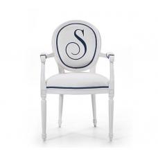 Krzesło Luigi podłokietnik