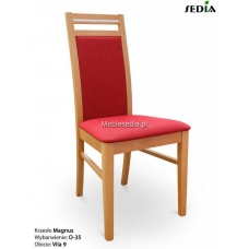 Krzesło drewniane Magnus