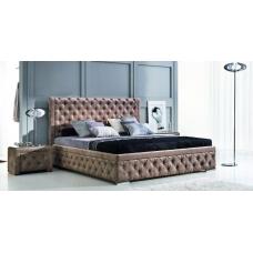 Łóżka tapicerowane do sypialni